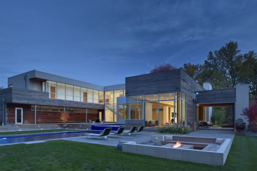 Architecture Daily - Shaker Heights House - Dimit Architects